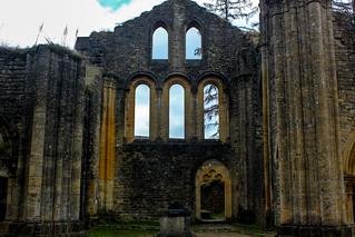 Abadía de Orval en Bélgica   by VivirEuropa