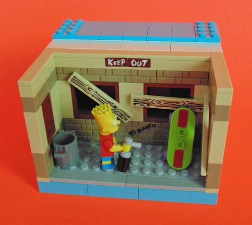 Habitat for Bart