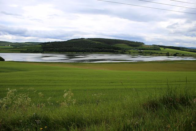 Munlochy Bay on the Black Isle
