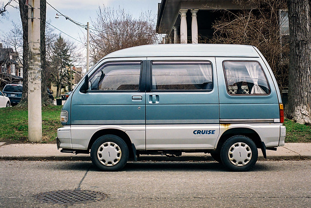 Daihatsu Atrai Turbo