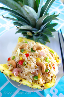 Pineapple Fried Rice | by claramichelle