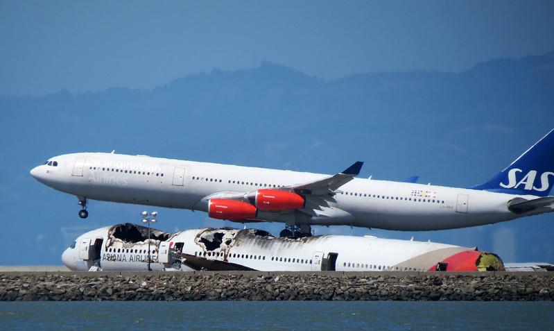 SFO plane crash