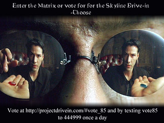 Matrix Reminder | by Barstow Steve