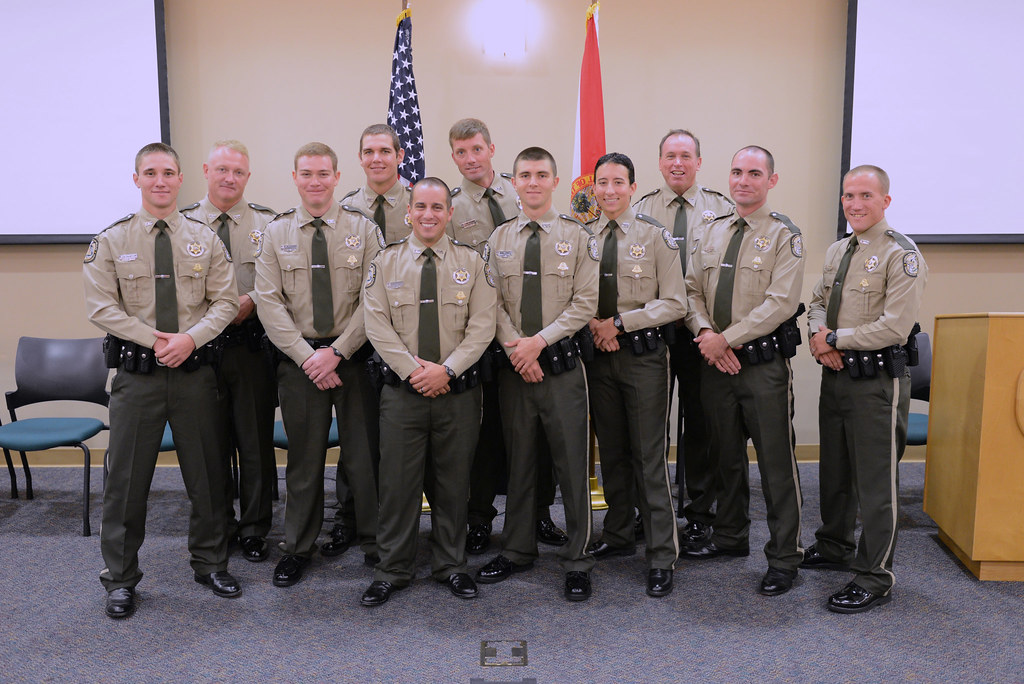 FWC Officer Graduation | FWC welcomed 11 new officers to the