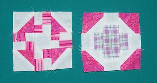 Mini Quilt Blocks