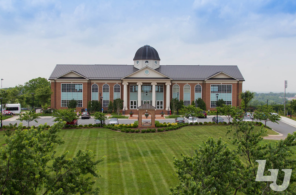 hancock welcome center liberty university
