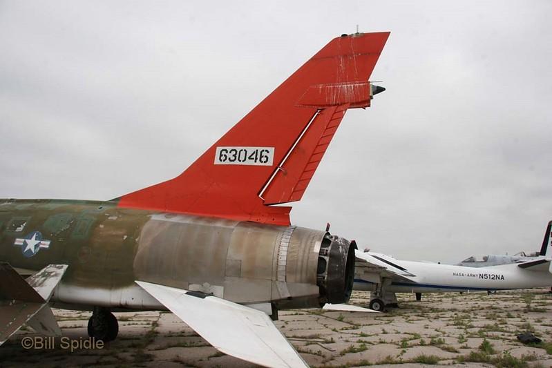 QF-100D Super Sabre 8