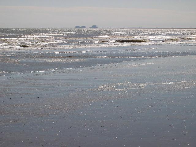 The coast at Dymchurch