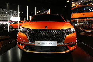 CITROEN 2017 DS 7 Crossback Concept_7