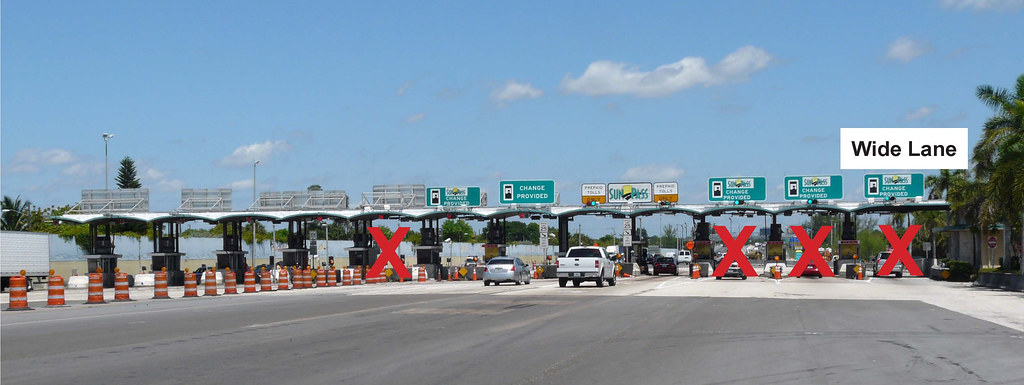 Golden Glades toll plaza closures | The Golden Glades toll p