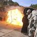 Blast Blanket by The U.S. Army