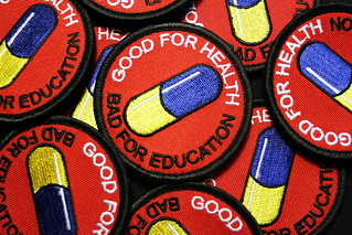 Good For Health - Bad For Education