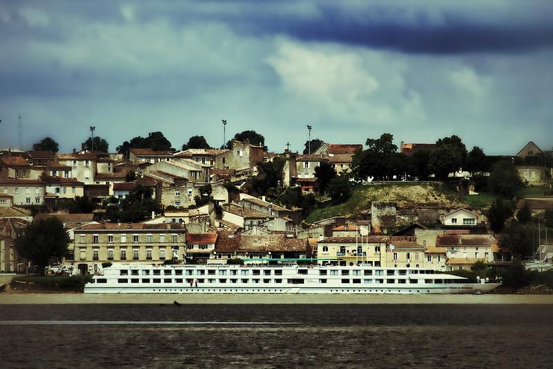 MS CYRANO DE BERGERAC - Bourg sur Gironde (Rivière Dordogne) - 25 juin 2013