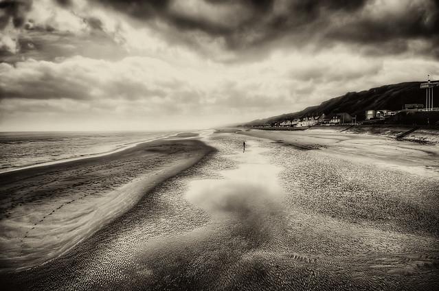 in the silence of memory: Omaha Beach .....