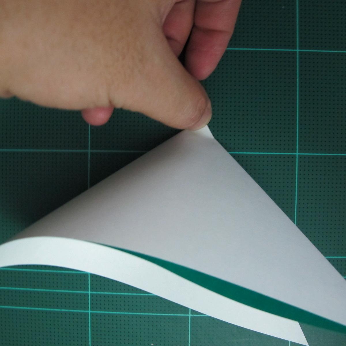 การพับกระดาษเป็นรูปเรือมังกร (Origami Dragon Boat) 004