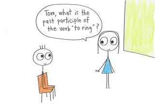 Past Participle | by thedailyenglishshow
