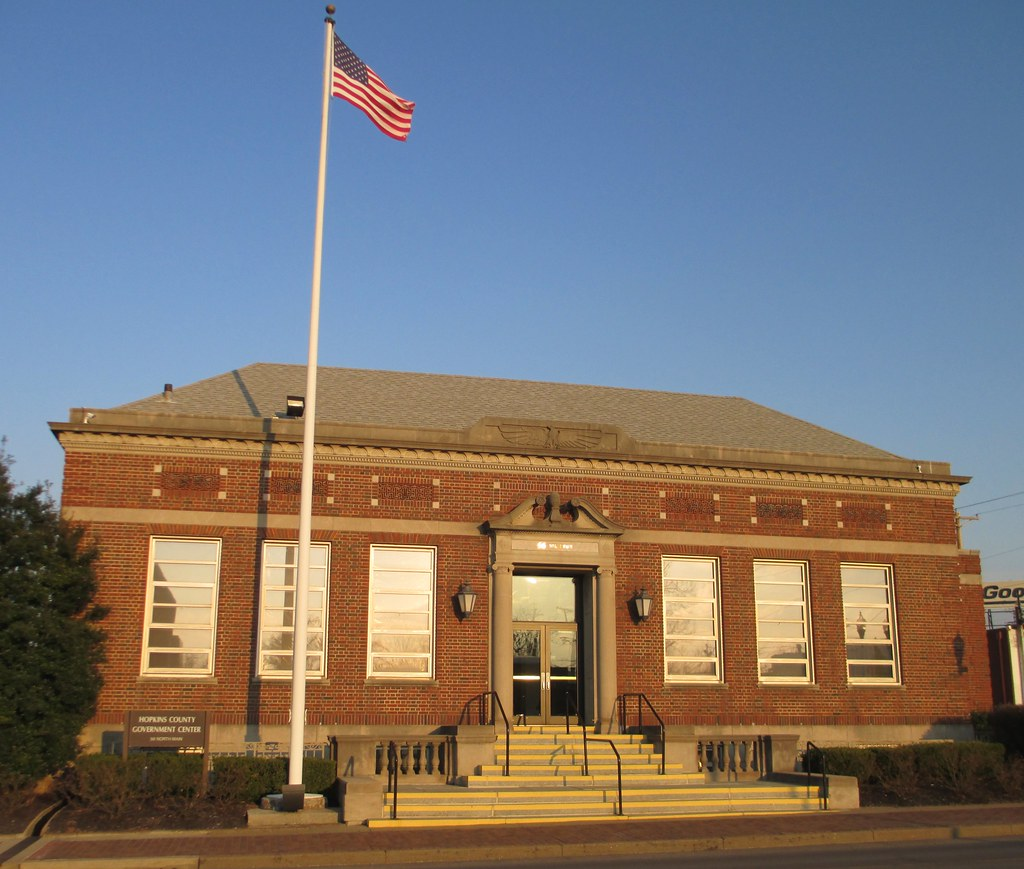 Old Post Office 42431 (Madisonville, Kentucky) | Built in 19