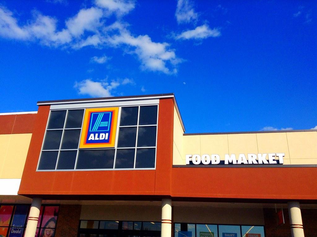 Aldi | Aldi Grocery Store Super Market Food Market Building … | Flickr