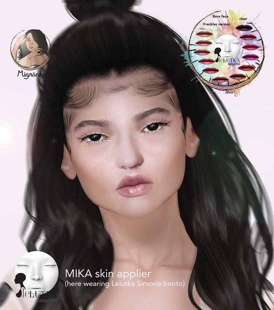 Mika for Shiny Shabby