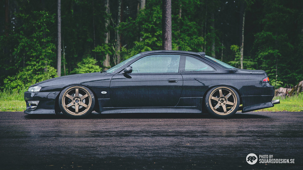 Pettas S14 Kouki 2 From A Set I Shot At A Track While It Flickr