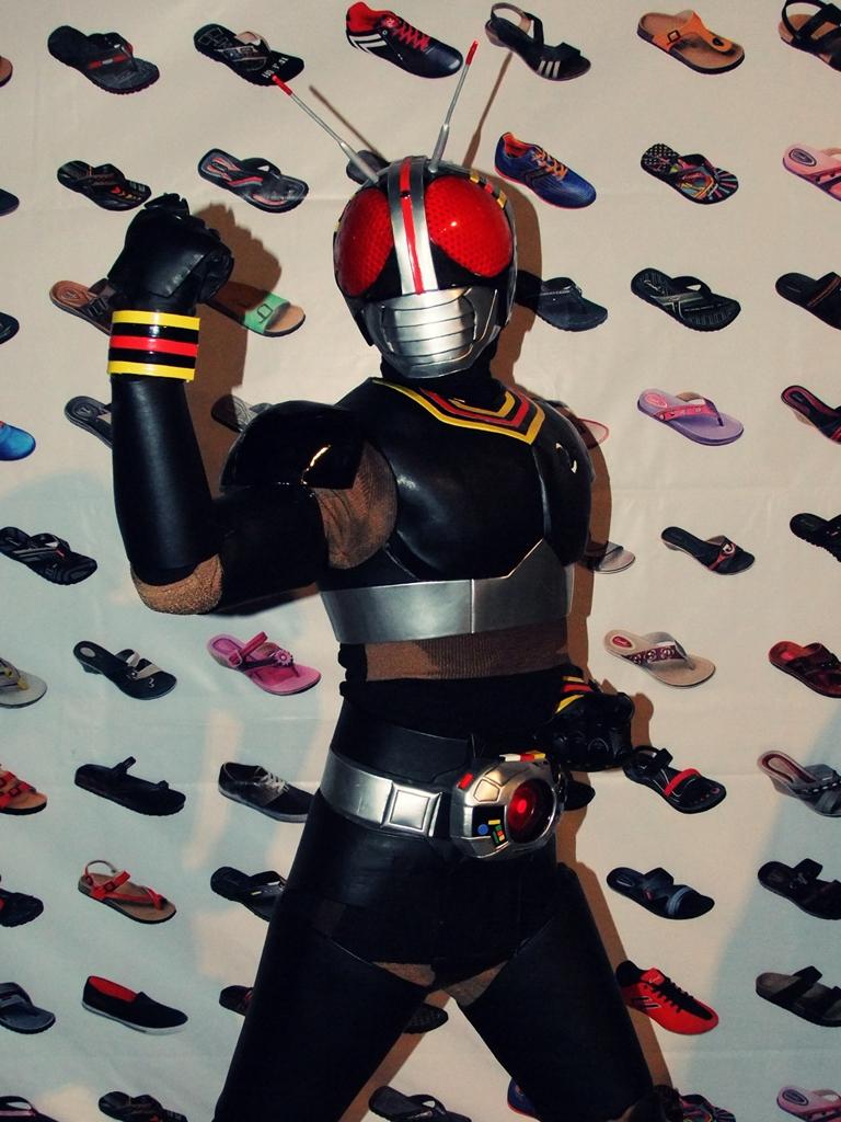 Kamen Rider Black (Cosplay by Machipot Team) | Kamen Rider B… | Flickr