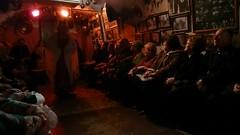 Flamenco en el Sacromonte Granada en la cueva  de La Lucia video 08