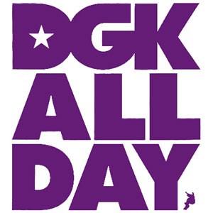 Dgk All Day Logo Dgk All Day Logo Daisy Mex Flickr
