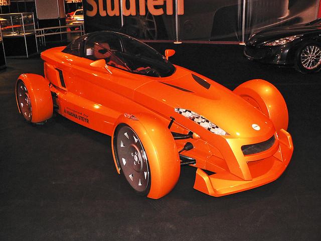 Magna Steyr Mila 2005