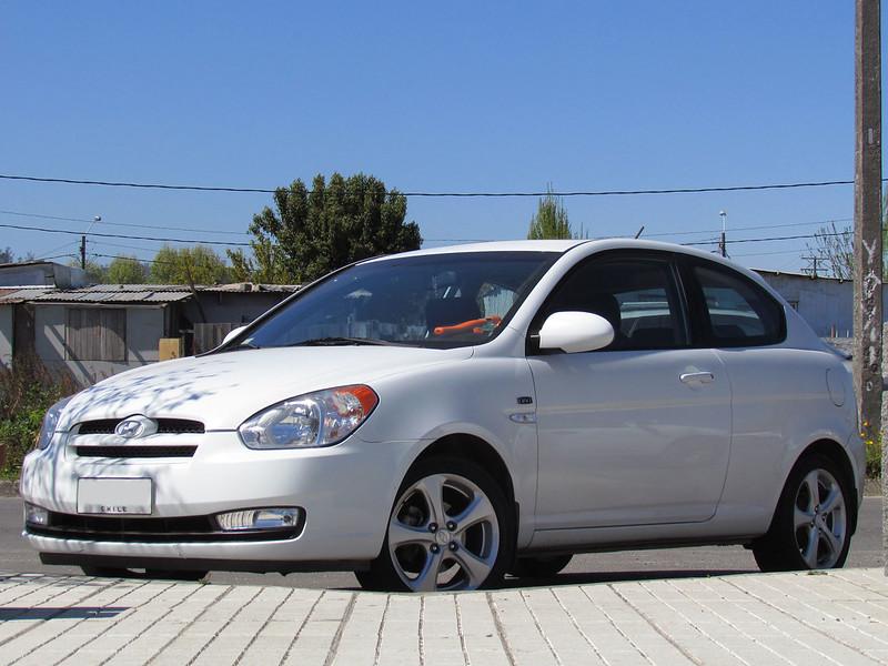 Hyundai Accent GLS 1.6 Coupe 2008