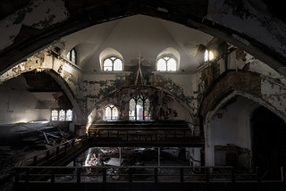 Abandoned Church in Detroit | by Pano_G