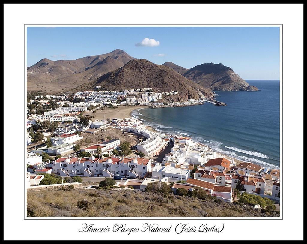 San José Almería Parque Natural Cabo De Gata Nijar Spai Flickr