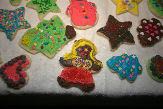 cookie decorating party | by The Black Azar