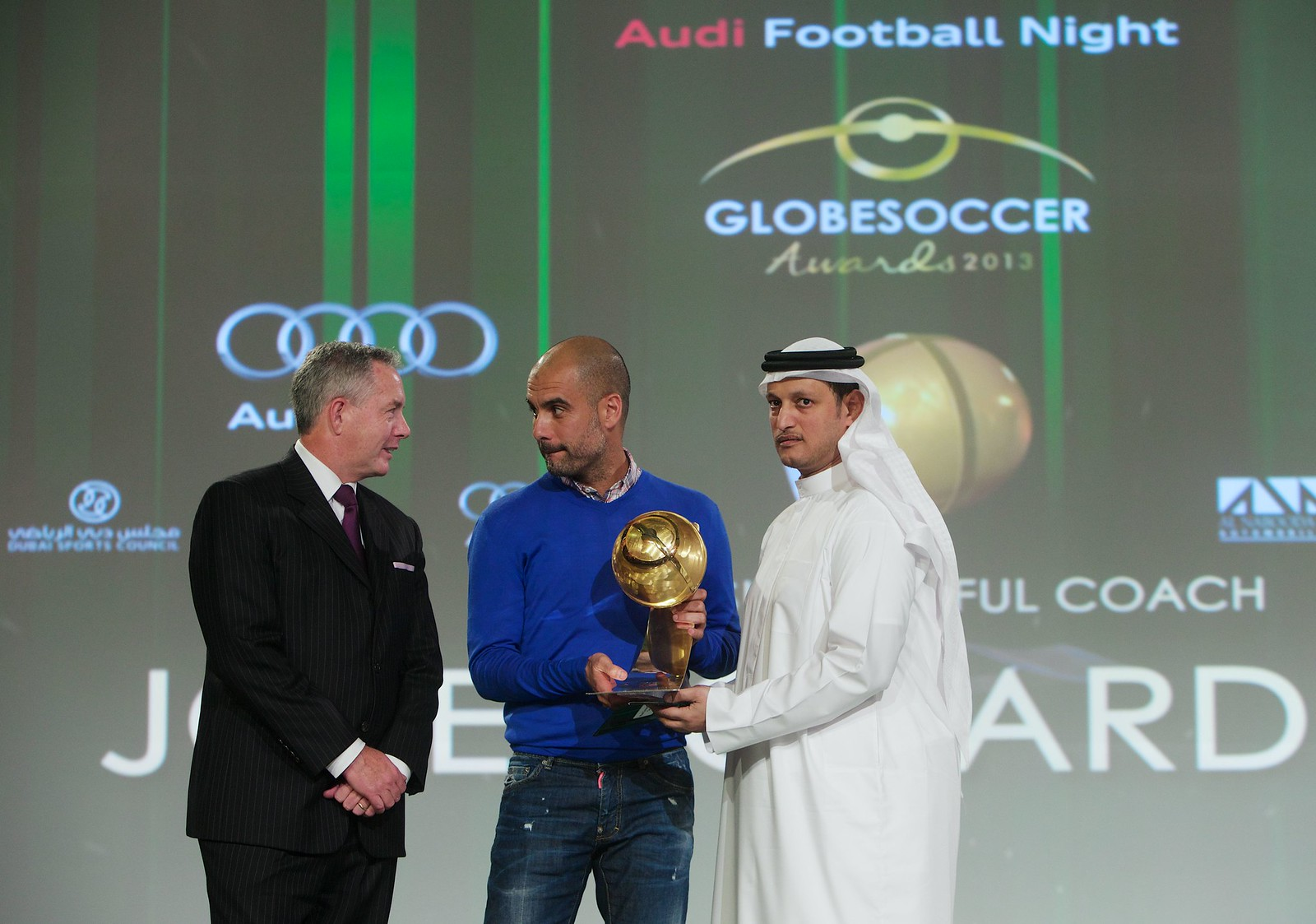 Globe Soccer Awards 278