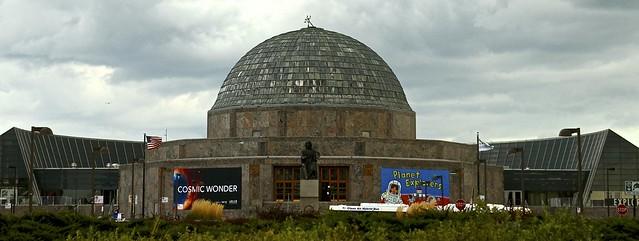 Adler Planetarium - Chicago IL