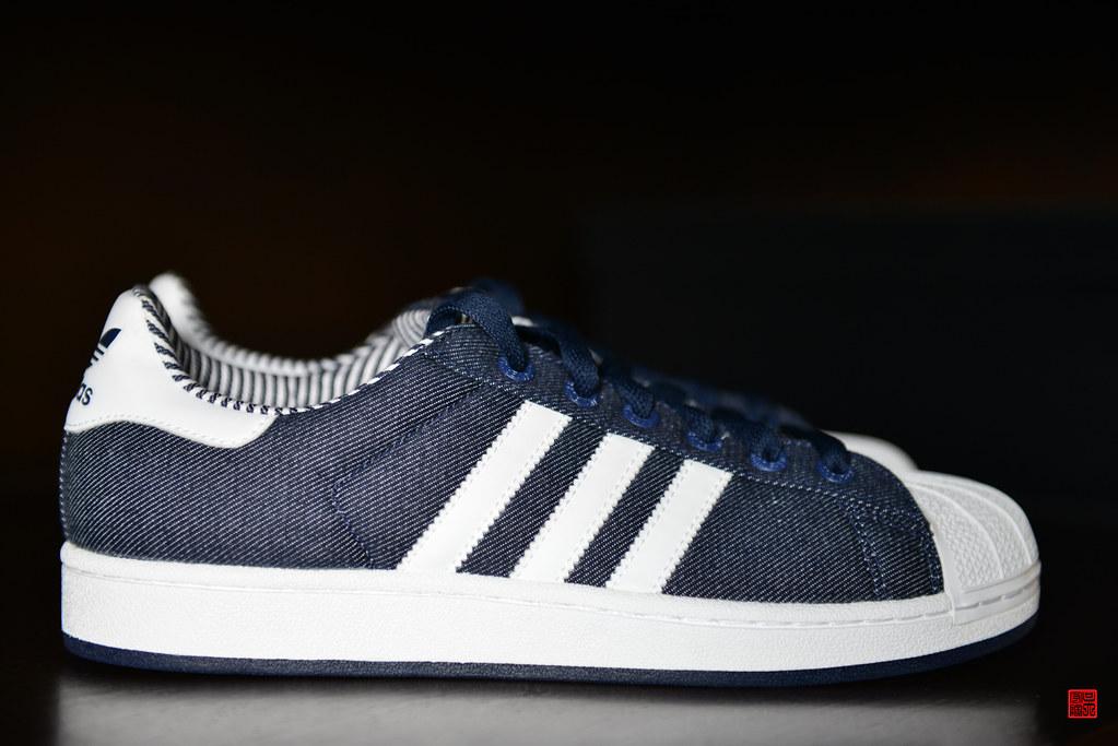 Adidas Superstar II Denim 4 | The Adidas