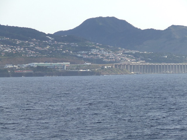 Madeira - Funchal - Airport - Coming In To Land