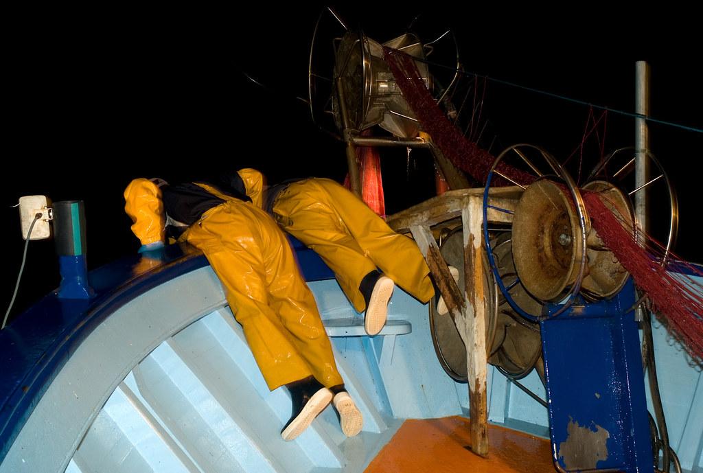 Marin-pêcheur