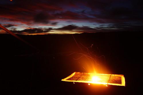 sunset clouds wolken slowshutter bluehour feuer palau catering micronesia langzeit p021 mesekelat