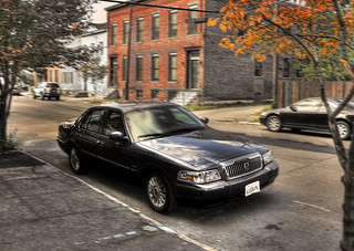 Troy N.Y. - Mercury Grand Marquis 01 | by Daniel Mennerich