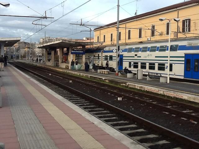 STAZIONE DI ROMA-TUSCOLANA - ITALIA