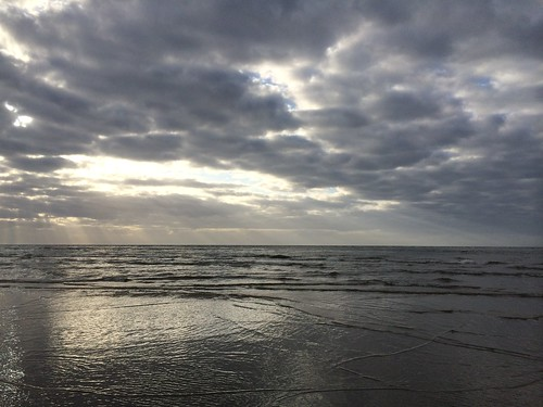 ocean sky galveston gulfofmexico clouds sunrise sanluispass