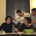 Ritiro di studio Sezione Maschile a Castelcerino 18/19 Settembre 2010