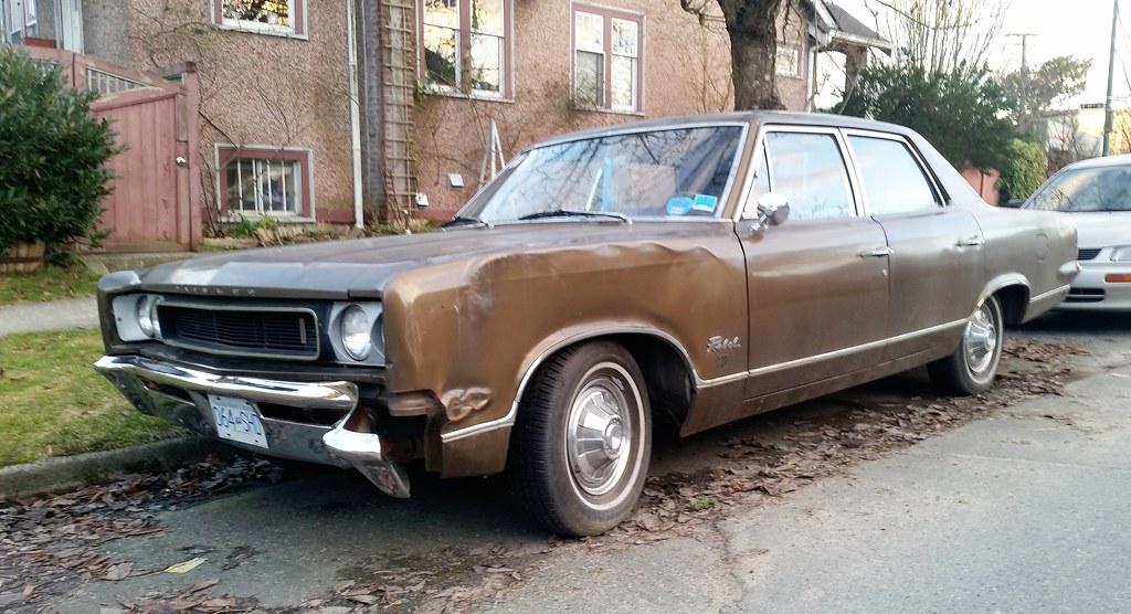 1967 Rambler Rebel 550