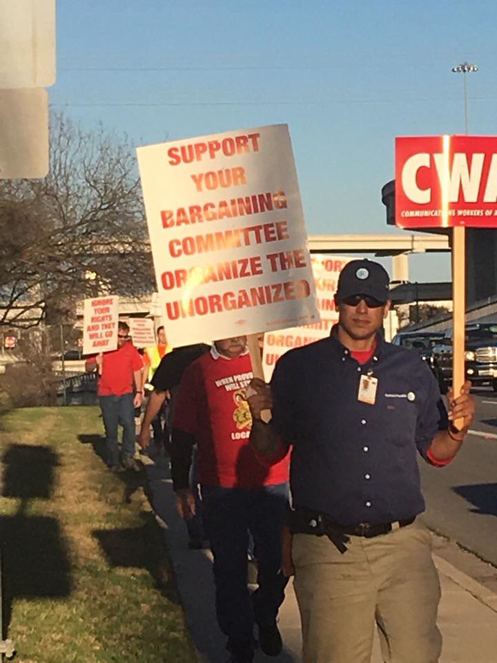 TX AFL-CIO & Local 6132