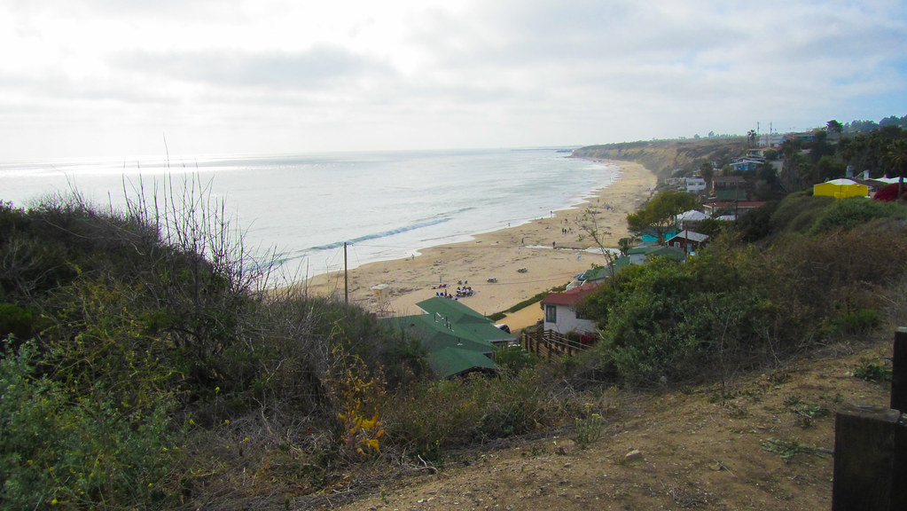 Crystal Cove State Park Beach Cottages - b r e n t