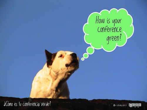 RoofDog: How is your conference green? | by planeta