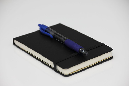 Moleskine reporter notebook | by Hades2k