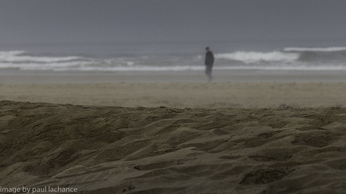 mist seascape man beach fog oregon landscape coast surf dxo canonef24105f4l fromyoutous