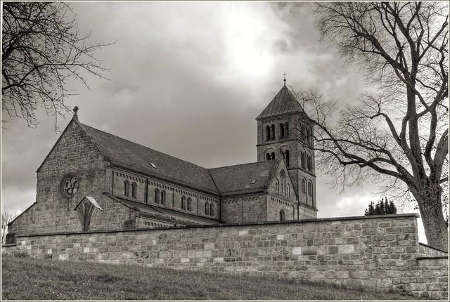 Kirche St.Jakobus / Hohenberg