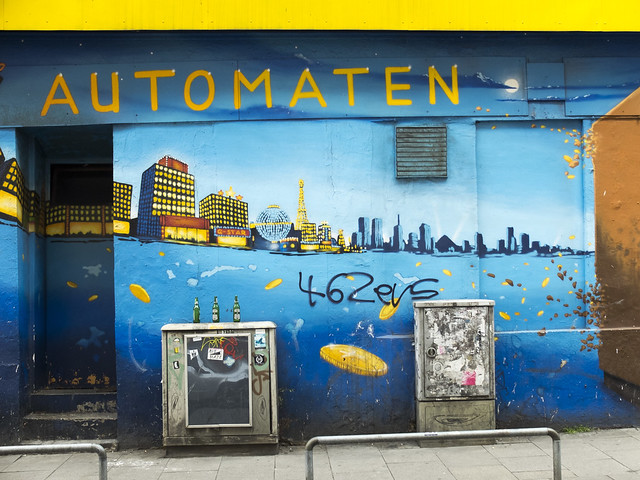 Streetart /  Artwork.